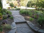 bluestone walk with native perennials 150x113 - 2018 Landscape Design Portfolio page