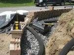 Albany Coloine NY hardscape designer retaining wall 150x113 - Landscape Design Portfolio Albany's Capital District