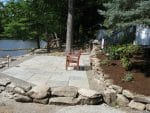 Averill Park Burden Lake Landscape Design blue stone patio 150x113 - 2018 Landscape Design Portfolio page