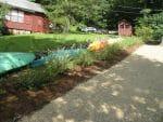 Averill Park NY Landscape Design side yard 150x113 - Landscape Design Portfolio Albany's Capital District