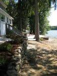 Averill Park NY Landscape Designer retaining wall 113x150 - Landscape Design Portfolio Albany's Capital District