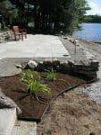 Averill Park NY Landscape bluestone patio Design 113x150 - Landscape Design Portfolio Albany's Capital District