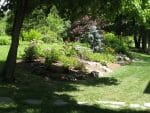 Averill Park NY gardening on slope 150x113 - 2018 Landscape Design Portfolio page