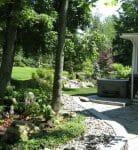 Averill Park NY hardscape design bluestone 138x150 - Landscape Design Portfolio Albany's Capital District