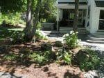 Averill Park NY side walkway landscape design 150x113 - Landscape Design Portfolio Albany's Capital District