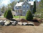 Delmar NY Front yard landscape design 150x113 - Landscape Design Portfolio Albany's Capital District