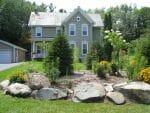 Delmar NY front yard privacy garden 150x113 - Landscape Design Portfolio Albany's Capital District