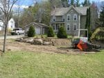 Delmar NY landscape design berm 150x113 - Landscape Design Portfolio Albany's Capital District