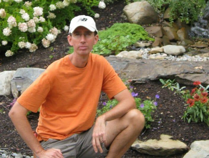 John Kelly landscape designer