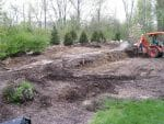 Latham Albany NY Cedar fence garden design 150x113 - Landscape Design Portfolio Albany's Capital District