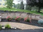 Latham NY front walkway design 150x113 - Landscape Design Portfolio Albany's Capital District
