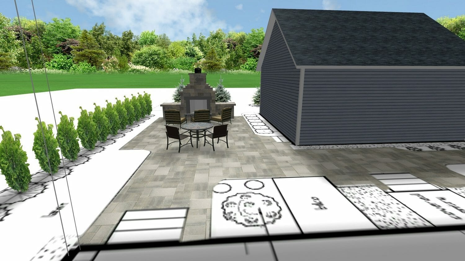 Troy NY landscape design services contractors 1500x844 - Landscape Design Plan packages